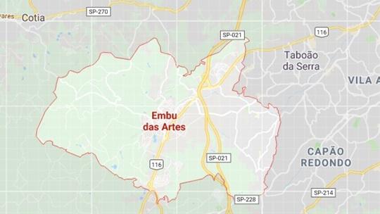 Galpões à venda em Embu